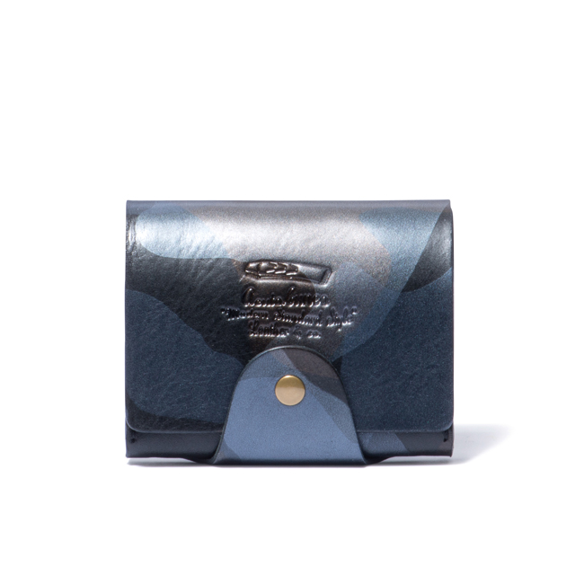 ACUNEO(アクネオ) 迷彩柄 小銭入れ付き折り財布