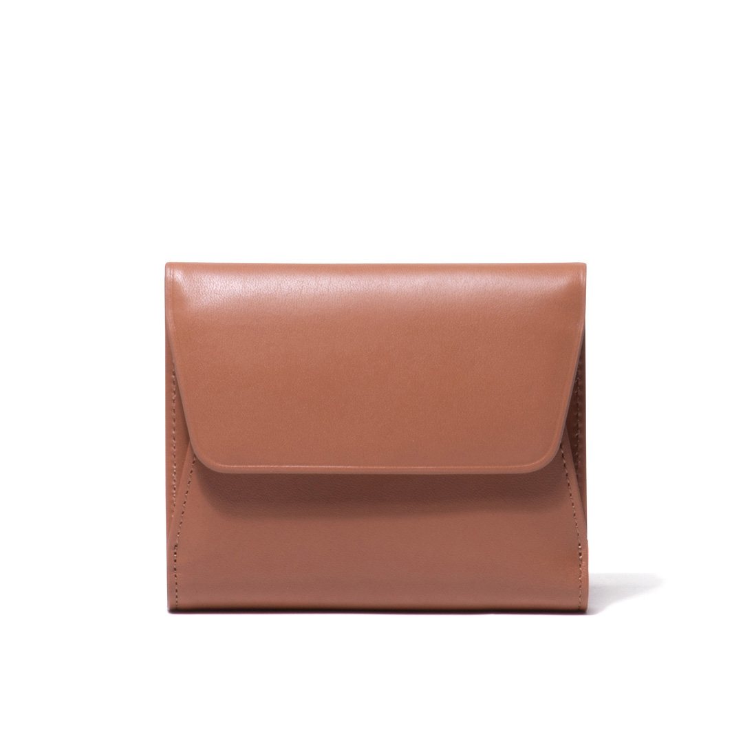 MARGARET HOWELL idea ロディング 2つ折りBOX財布