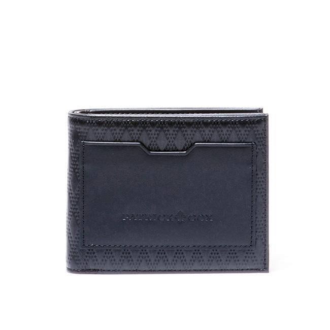 PATRICK COX キルティングエンボス 小銭入付き折り財布【PXMW1RS2】