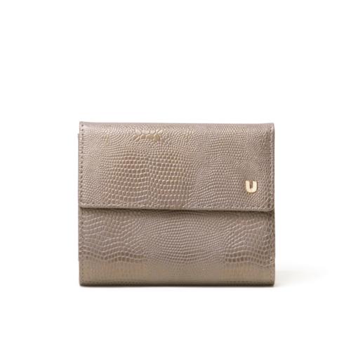 d3386dbf4deb U by ungaro ピエッツ 外ポケット二つ折り財布|通販ならTHE BAG MANIA